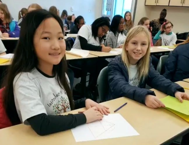 "One hundred District 7 students attended Southern Illinois University at Edwardsville's annual ""Introduce a Girl to Engineering Day"" on Saturday, February 16, 2019. The Society of Women Engineers organized the event to give young girls the opportunity to see what the field of engineering has to offer to their generation."